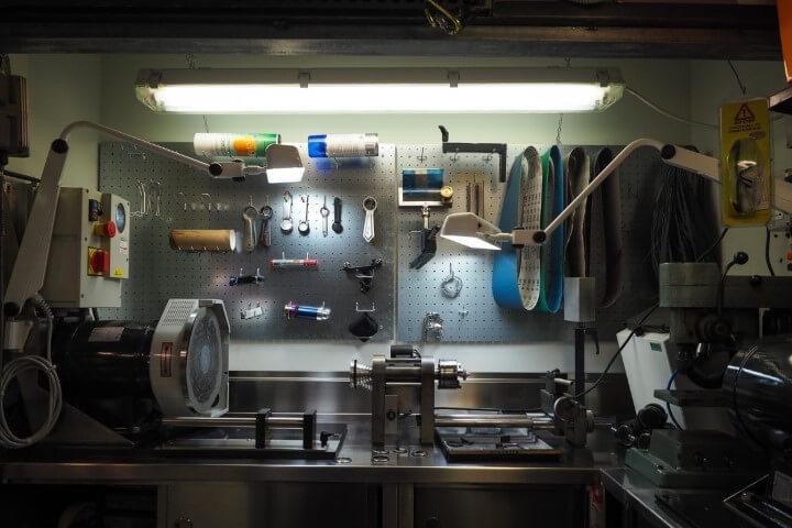 Laboratorio Mazzucchi Milano attrezzature 2