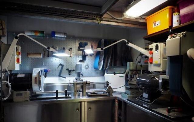 Laboratorio Mazzucchi Milano attrezzature